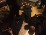 В Киеве будут судить вокзала грабители-полицейские