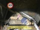 В Киеве девушка упала с 25 этажа во время визита