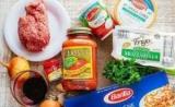 Лазанья с фаршем и сыром: рецепт приготовления