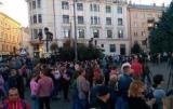 На встрече с Саакашвили в Черновцах, пришли 200 человек - полиция