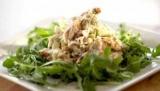 Салаты с курицей без майонеза: рецепты с фото