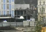В строительстве Сырое в Киеве обвалилась плита: пострадавших нет
