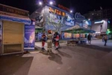 Ночью на проспекте победы в Киеве прогремели взрывы