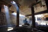 В Киеве на Пост место исторических раскопок затопило
