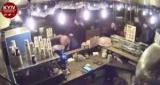 В Киеве пьяный мужчина устроил драку в баре