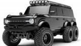 Как выглядит идеальный внедорожник Ford за $400 000 для конца света