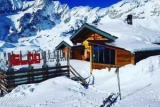 Пьяный турист потерял дорогу в отель и случайно забрался на Альпы