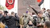 В Киеве мужчина, который