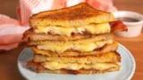 Тосты с сыром: варианты приготовления быстрого и сытного завтрака